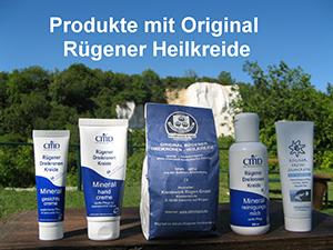 Heilkreide-Produkte