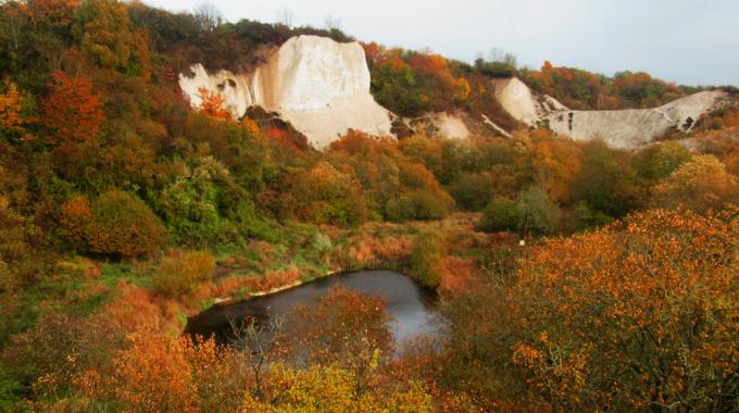 Kreidemuseum Herbstimpression