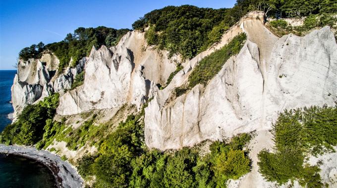 Kreideküste Moen–Foto GeoCenter Moen